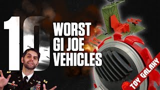 Top 10 Worst GI Joe Vehicles | List Show #17