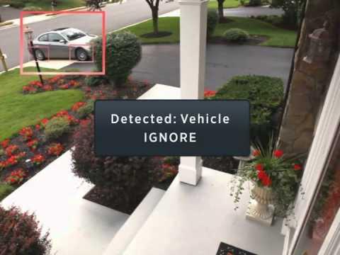 Archerfish Solo 802 11 Wireless Intelligent Video Surveillance System With Built In DVR  Home Improvement