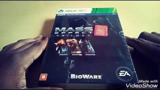 Mass Effect -Trilogy (Unboxing)