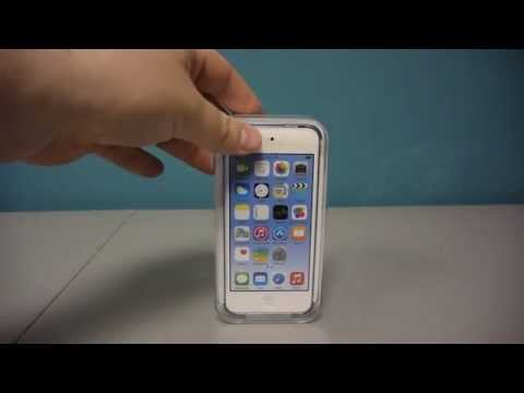 Apple iPod Touch 128GB (6th Generation) Unboxing