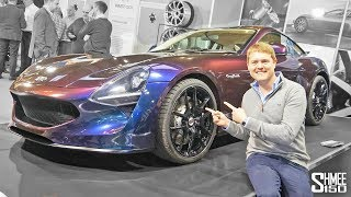 What Colour for My TVR Griffith? | GARAGE
