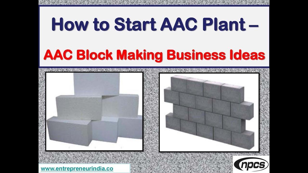 aac blocks business plan