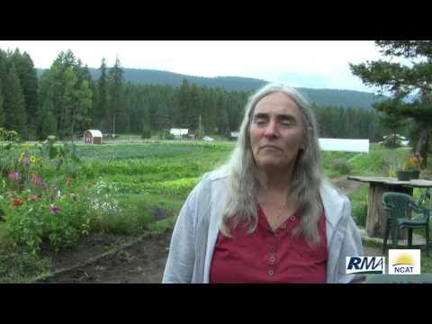 Terrapin Farm Cover Crop Tour Near Whitefish, MT
