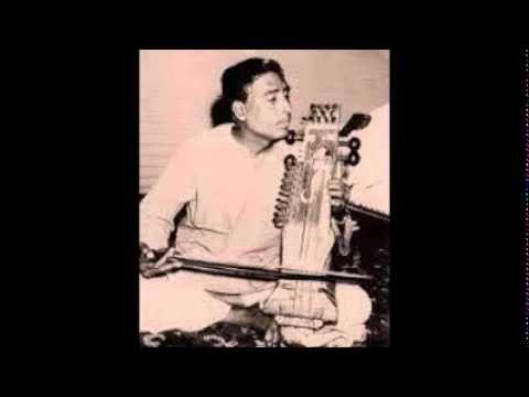 Ustad Nathoo Khan - Sarangi - Raag - Jajavanthi