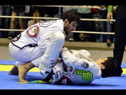 Paulo Miyao x Lucas Alves Lepri - Campeonato Brasileiro de Jiu-Jitsu 2014 CBJJ