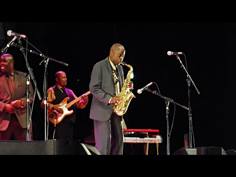 Maceo Parker at the NC State Fair 2016