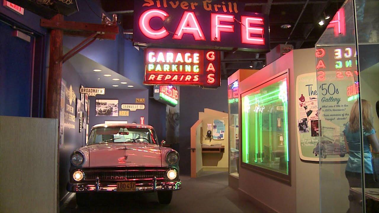 Museums Meet People - Museum Of Vancouver Amanda