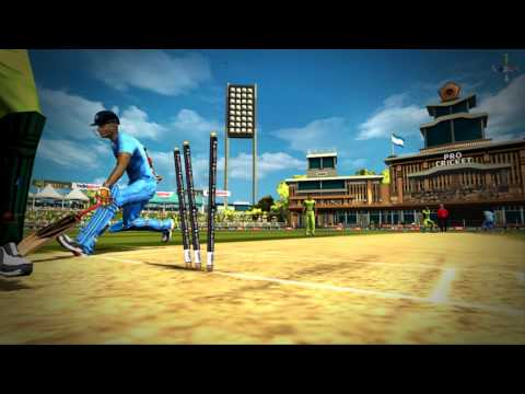 ICC Pro Cricket 15 game trailer - Official ICC Cricket World Cup 2015 game