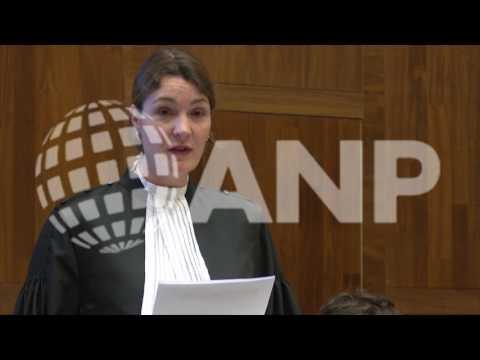 8 jaar cel en tbs geëist voor doden Els Borst