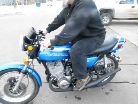 1972 KAWASAKI 750 H2 MACH lV motorcycle for sale on ebay item number
