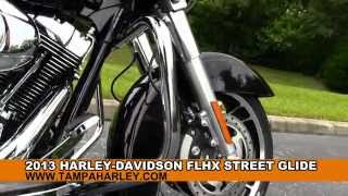 2013 Harley Davidson Street Glide FLHX For Sale  - Motorcycle Price Specs Review