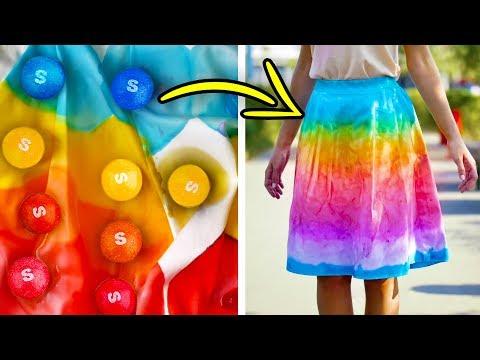 17 CRAZY FASHION DIY IDEAS FOR KIDS