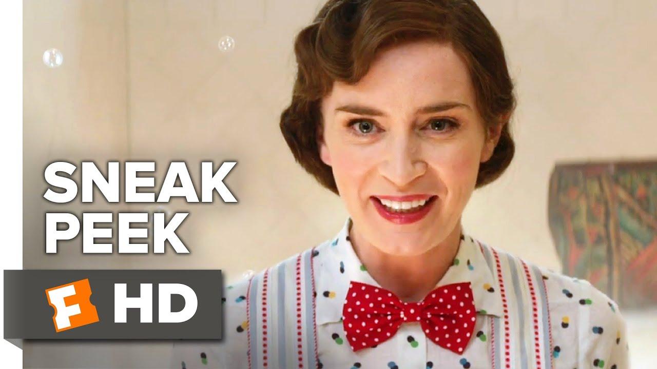 Mary Poppins Returns Sneak Peek (2018) | Movieclips Trailers