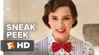 Mary Poppins Returns Sneak Peek (2018) | Movieclips Trailers
