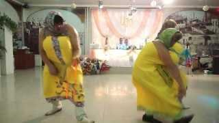 Свадебный день (Иван и Юлия). гор Сызрань.