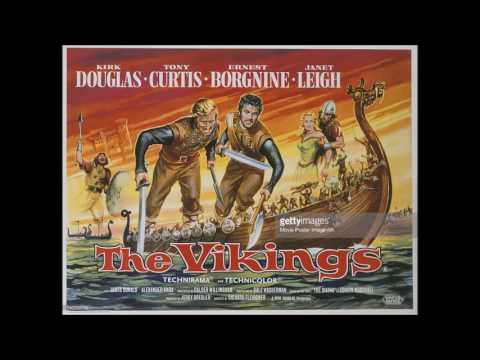 [MiniMusic]#122 / Main theme - The Vikings (1958)