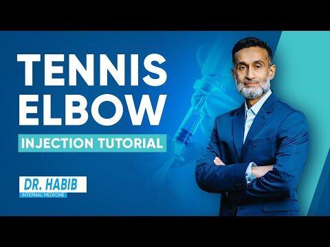 Tennis Elbow Injection Tutorial thumbnail
