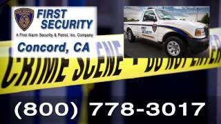 Concord Security Guards | Private Business & Residential Security Service