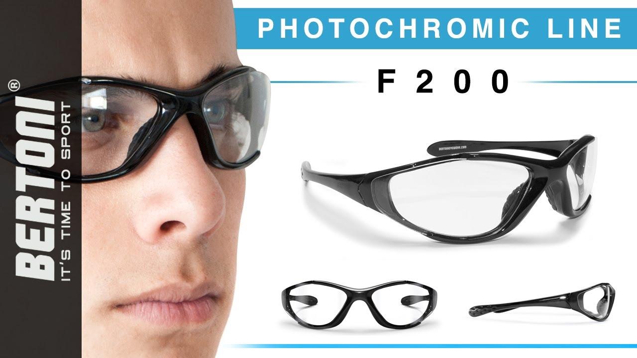 c68207e2d1 F200 Photochromic Antifog Sunglasses for cycling