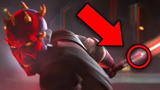 Star Wars CLONE WARS Season 7 Trailer Breakdown!  Maul & Mandalore Easter Eggs Explained!