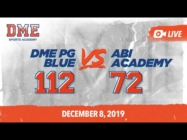 DME PG Blue vs ABI