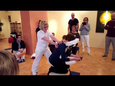 Mobile Massage Fortbildung 2017 InTouch Massageschule Hamburg