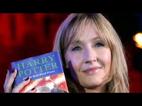 How J.K. Rowling's fear led her to charity (Full Int...