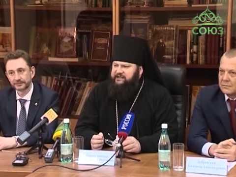 Москва. Смоленская икона Божией Матери «Одигитрия»