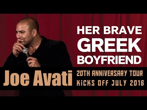 Her Brave Greek Boyfriend | Joe Avati: LIVE (DVD)