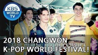 2018 CHANGWON K-POP WORLD FESTIVAL | 2018 창원 케이팝 월드 페스티벌