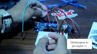 Building a Breathalyzer with MQ-3 and Arduino