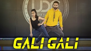 Gali Gali - KGF | Dance Choreography by Vipin Sharma | Unique Dance Crew