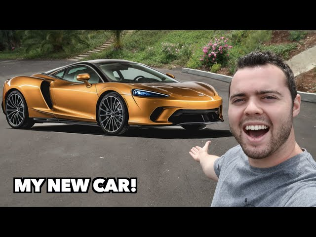REPLACING MY E63S AMG WITH A MCLAREN GT