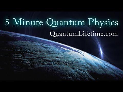 Electric Fields : 5 Minute Quantum Physics Part 8