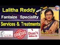 Lalitha Reddy About Fantaize Beauty & Health Gallery l Treatments and Products Explanation l Hai TV