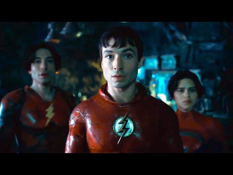 Justice League The Flash Movie - Batman...