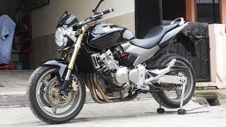 Honda CB600F Hornet 2006 Custom Exhaust Sound, RARE ITEM(istimewa)