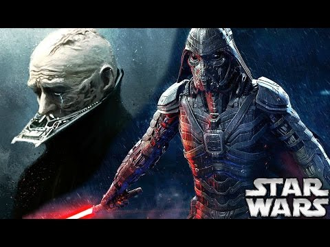Why Palpatine Purposefully Made Darth Vader Weaker - Star Wars Explained