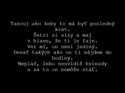 SIMA feat. P.A.T.- Hviezdy (Text)