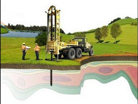 6. Геологические изыскания