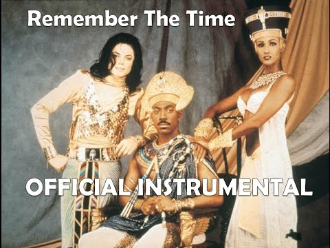 Michael jackson remember the time album