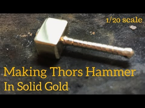Thor's LEAD-FILLED Hammer DESTROYS ALL from YouTube · Duration:  10 minutes 59 seconds