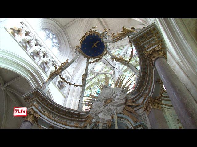 Luçon : 680.000 € pour le baldaquin de la cathédrale
