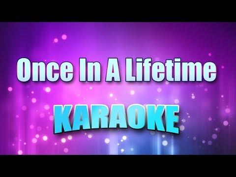 Talking Heads - Once In A Lifetime (Karaoke & Lyrics)
