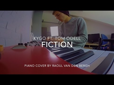 Fiction - Kygo ft. Tom Odell | Piano Cover by Raoul van den Bergh