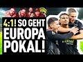 Darum War Eintracht Frankfurt Für Donezk Zu Stark FUSSBALL 2000 Der Eintracht Videopodcast mp3