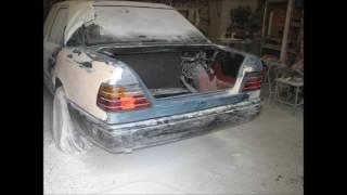 Underground Design Tuning - Mercedes Benz 200 E