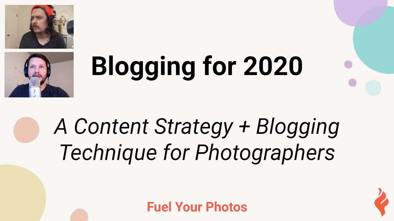 Image result for Blogging for Photographers in 2020: What Actually Works?