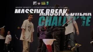 Massive Break Challenge  Grand Finale 2016 - Breakin League (Breakdance)