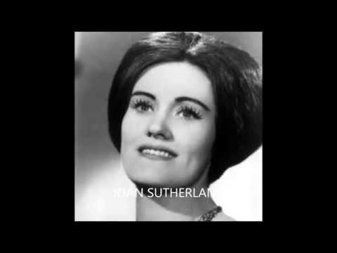JOAN SUTHERLAND  Semiramide   AL MIO PREGAR T'ARRENDI recitativo e aria